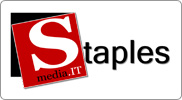 Staples Media & IT